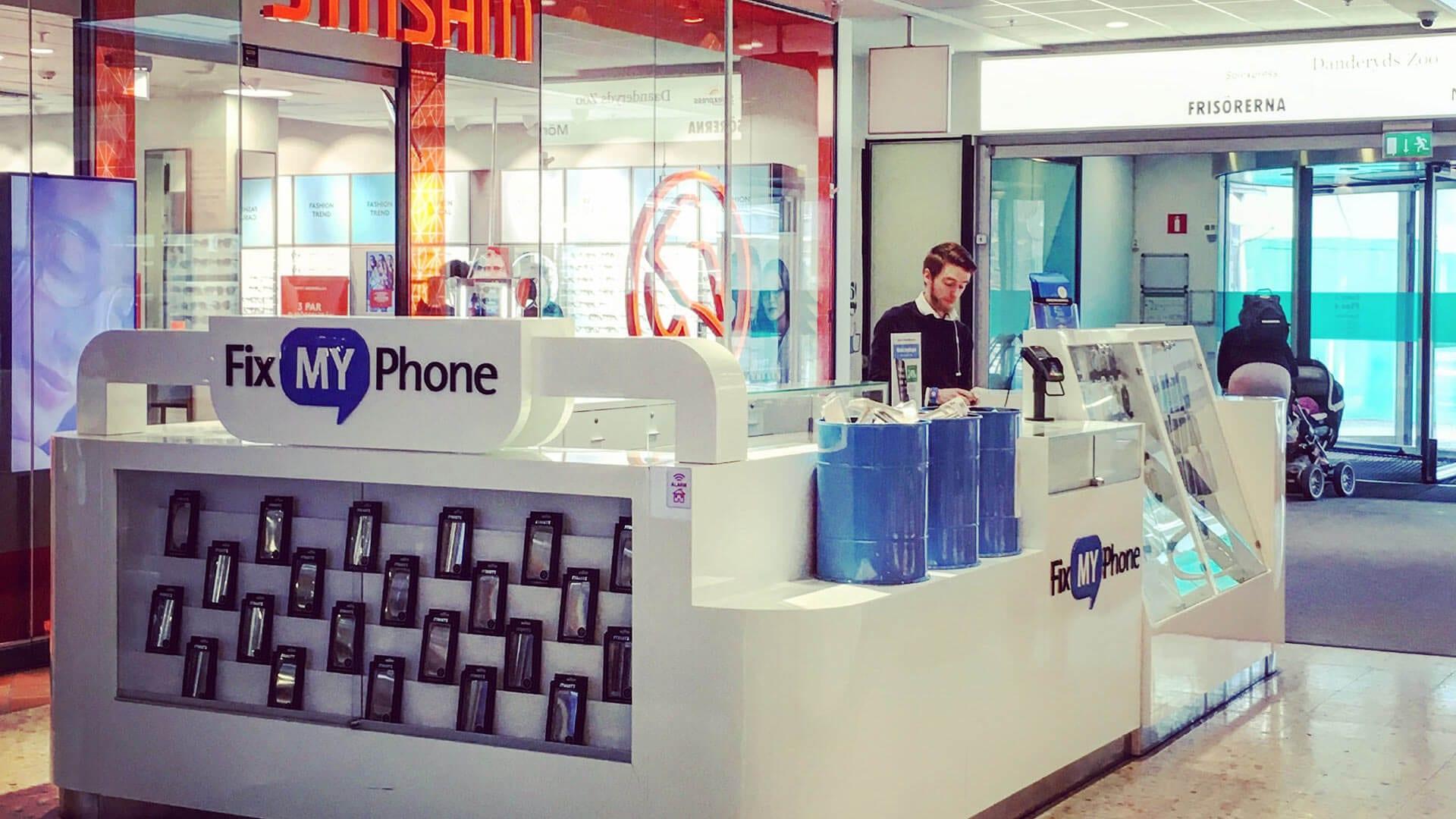 Fix My Phone >> Fix My Phone Morby Centrum